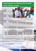 Lutte contre Le pALudisme Au sénégAL - speak up africa - Page 7