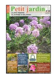 Magazine Petit Jardin - Graines et plantes