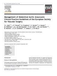 Esvs-Aaa-guidelines