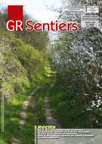 Récits - Les Sentiers de grande randonnée de Belgique
