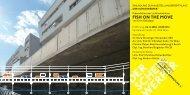 Fish on the Move - Fakultät für Architektur und Raumplanung