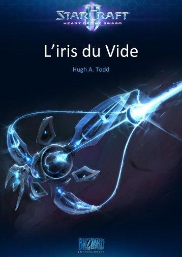 L'iris du Vide