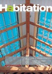 Politique climatique et efficacité énergétique des ... - Habitation