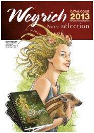 Téléchargez notre catalogue - Weyrich éditions