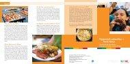 Hygienisch zubereiten – Feste feiern - Arbeits- und ...