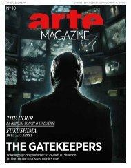 the gatekeepers - Source - Arte