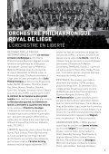 programme en pdf - Orchestre Philharmonique Royal de Liège - Page 7