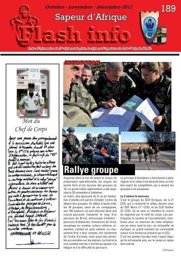 Mot du Chef de Corps Octobre - novembre - Fng.asso.fr