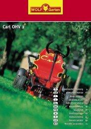 Cart OHV 2 - WOLF-Garten NL