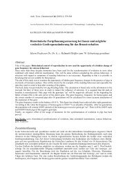 Biotechnical control of reproduction in sows and the opportunity of a ...