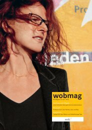 wobmag - wob AG