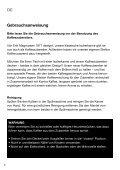 Brugsanvisning / Instructions / Gebrauchsanweisung - STELTON - Page 6