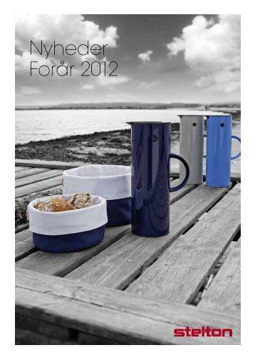 Nyheder Forår 2012 - STELTON