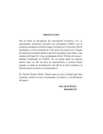 Nuestra herencia moral.pdf - Cedice