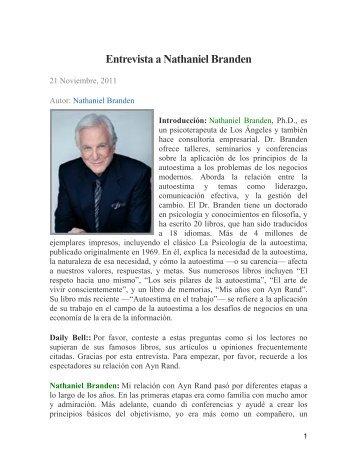 0088 Branden - Entrevista.pdf - Archipielago Libertad