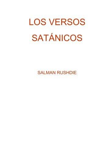 Los versos satanicos - Archipielago Libertad