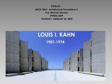 L I N E   W E I G H T S - School of Architecture and Planning