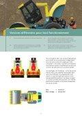 Documentation, Gamme de rouleaux monobille ... - Ammann Group - Page 3