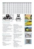 Documentation, Gamme de rouleaux monobille ... - Ammann Group - Page 7