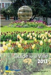 Télécharger le guide de la ville 2013 - Livry-Gargan
