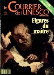 Figures du maître; The UNESCO courier: a ... - unesdoc - Unesco