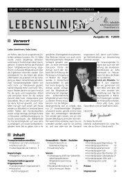 1/2005 - u.a. Immuntoleranz, Lebendspender per Internet - Aktuell ...