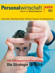 Rollensuche geht weiter - Archiv - Personalwirtschaft