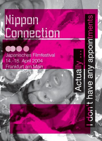 pdf-Datei - Nippon Connection Filmfestival, Frankfurt am Main