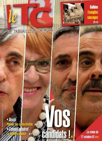 candidats ! - Le Travailleur Catalan