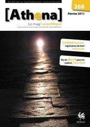N° 268 - Portail de la Recherche et des Technologies en Wallonie