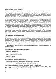 Généralités sur le droit du travail - Page d'accueil
