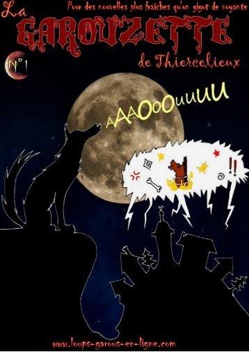 la Garouzette de Thiercelieux, numéro 1 - Loups-garous en ligne