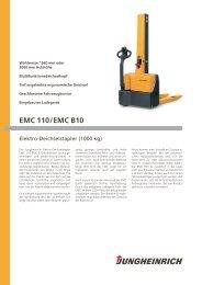 EMC 110/EMC B10