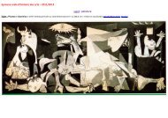 Epreuve orale d'histoire des arts – 2011/2012 sujet : peinture
