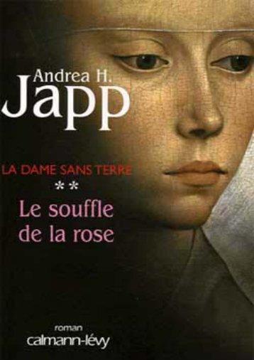 La Dame sans terre-2-Le souffle de la rose