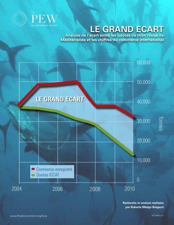 Le Grand Ecart (PDF) - Pew Environment Group
