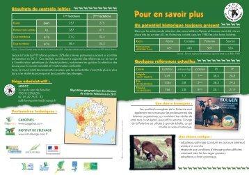 Plaquette 2 (pdf) - Chèvre Poitevine