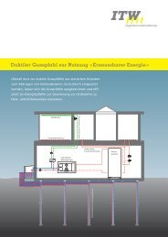 Duktiler Gusspfahl zur Nutzung « Erneuerbarer Energie »