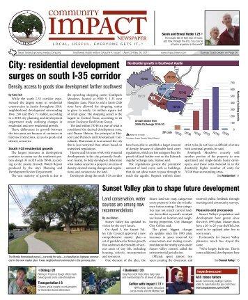 City - Community Impact Newspaper