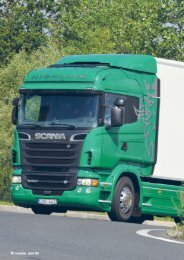 ESSAI Scania R500 EEV Highline
