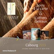 36 pages Thalazur WEB_Mise en page 1 - Hôtel les bains de Cabourg