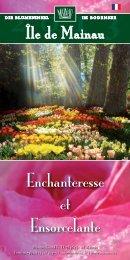 Enchanteresse et Ensorcelante - Insel Mainau