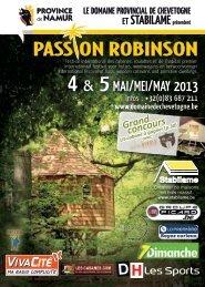 4 & 5MAI/MEI/MAY 2013 - Domaine Provincial de Chevetogne