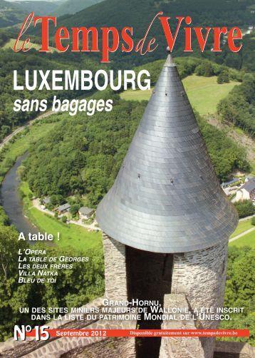Mise en page 1 - Belga Press