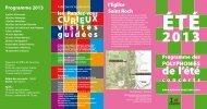 Télécharger la brochure - Office de Tourisme d'Ajaccio