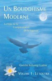 Volume 1 - Un bouddhisme moderne