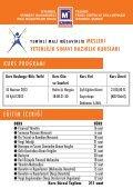 meslek i yeterlilik sınavı hazırlıkkursları - İstanbul SMMM Odası - Page 3