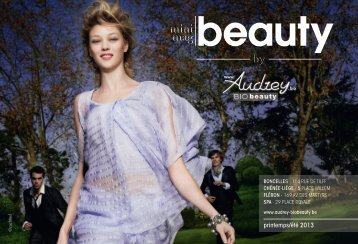 mini mag beauty - audrey-biobeauty.be
