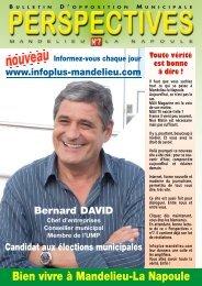 Bien vivre à Mandelieu-La Napoule - InfoPlus Mandelieu