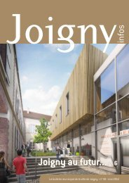 N° 40 - mai 2012 - Joigny